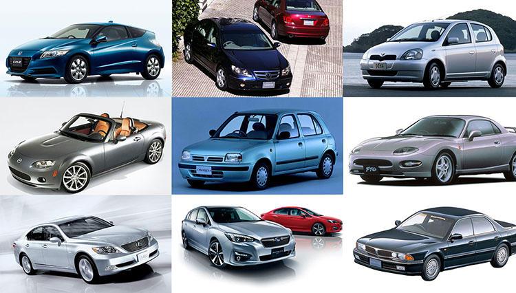 日本カーオブザイヤーの歴代受賞車、どこまで覚えてる?