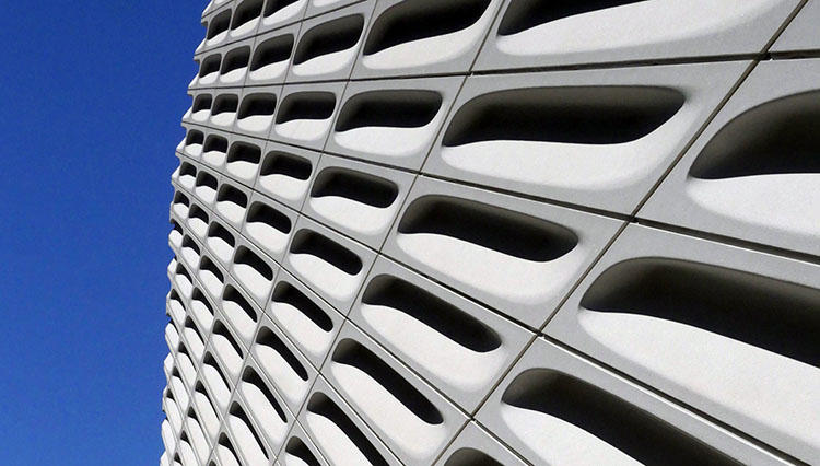 ロサンゼルスの現代美術館、The Broad(ザ・ブロード)【松山 猛の道楽道 #033】