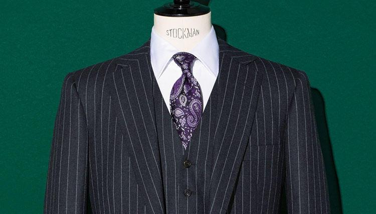 正真正銘の英国スーツ。なのに軽い!【名作予報】