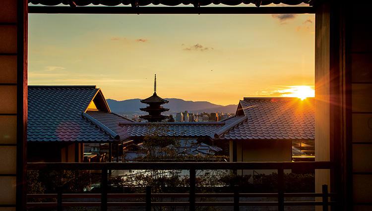 この秋、知られざる京都の夕焼けを独占できる「パーク ハイアット 京都」がオープンする