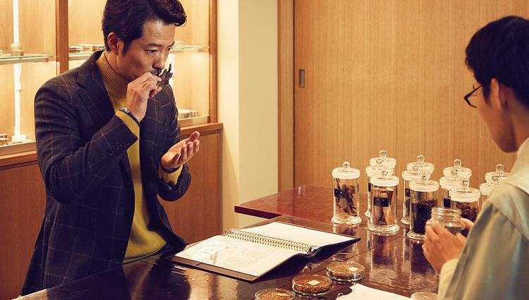 京都で300年続く香りの専門店。オリジナルの調合もしてくれるって知ってた?