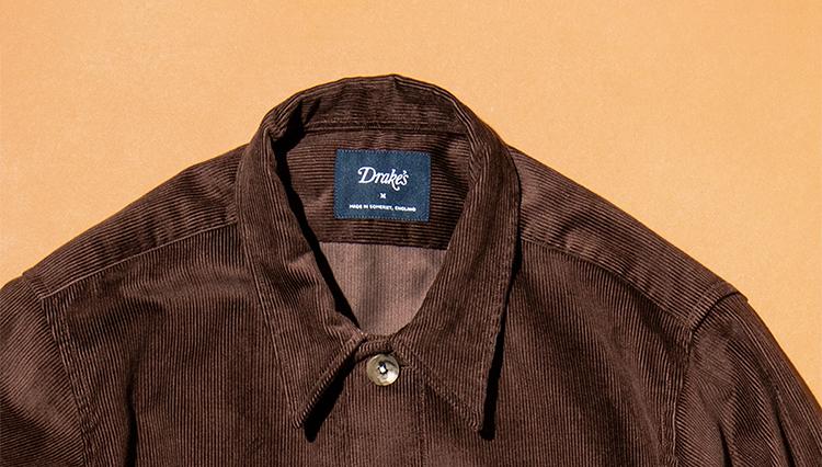 コーデュロイにありがちだった野暮ったさが皆無のオーバーシャツを発見!【名作予報】