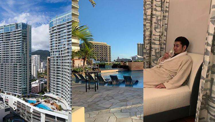 ハワイ男のひとり旅【ホテル編】「ラグジュアリーホテルのレジデンスで暮らすように滞在したい」