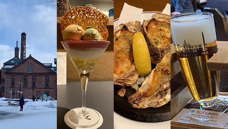 男の札幌ひとり旅【穴場グルメ編】スープカレー、ちょい飲み、シメパフェまでとことん楽しむ!