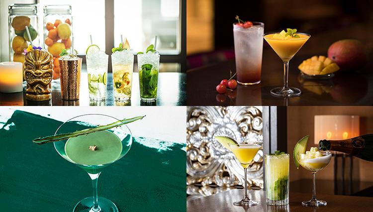 【GWは一流ホテルのバーで】夜景とともに酔いしれる、魅惑のカクテル5選!