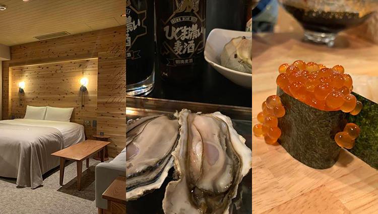 2度目の札幌で大当たりのホテル、お約束のはしご酒【札幌・小樽 男のひとり旅】