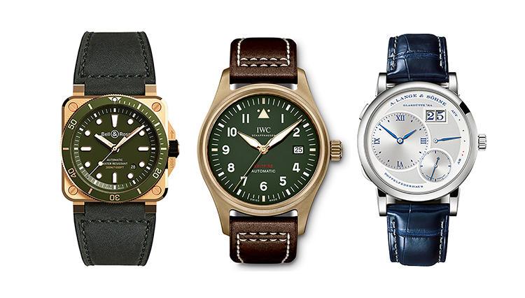 人気ブランドの2019新作時計7モデル、文字盤とケース素材に注目!