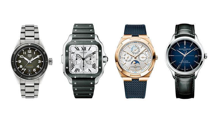 高級時計を買うなら「ベルトが簡単に付け替えられる」のを選ぶと価格以上にお得!