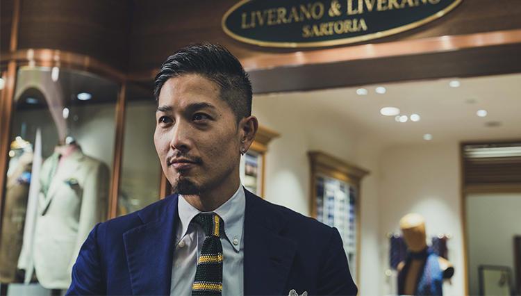 【ファッション履歴書】リヴェラーノ&リヴェラーノ 大崎貴弘さんの場合