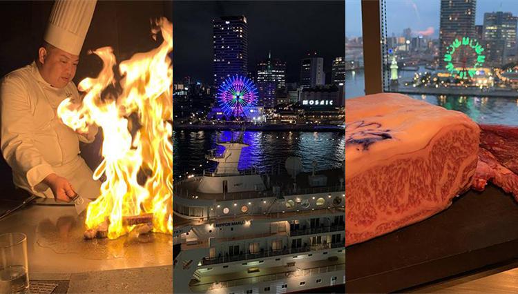 男のひとり旅は、お寿司より鉄板焼きがオススメ。その理由とは?【神戸〜大阪・前編】