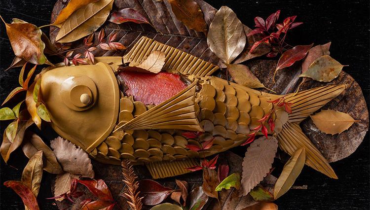 """【星のや東京】日本の""""食の歴史""""を学び味わう「Nipponキュイジーヌ~ときの旅〜」"""
