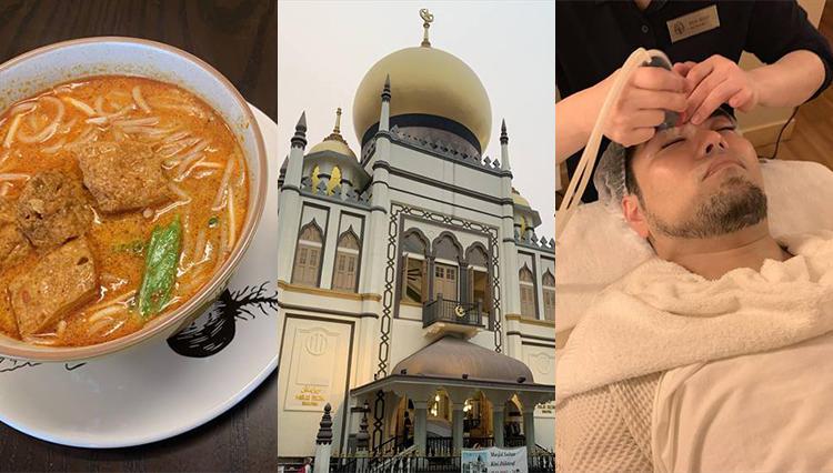 今シンガポールで行くべきグルメスポット、泊まるべきホテルはどこ?