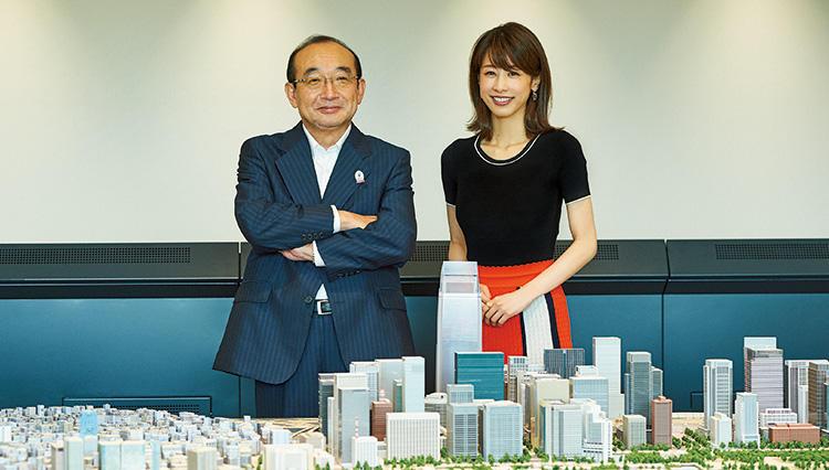 【加藤綾子さん連載】「会社に必要なのは、リーダーよりコーディネーター」