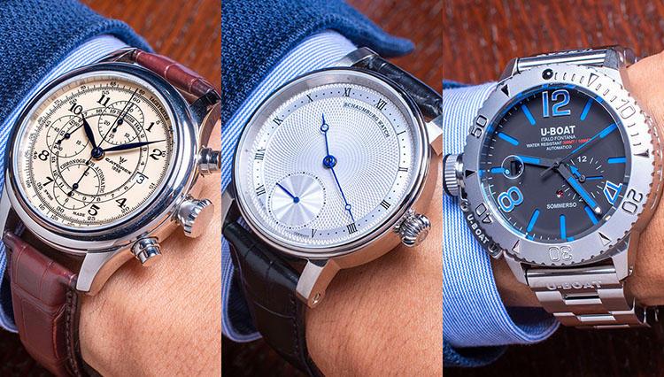 「それ、どこの時計?」と必ず聞かれる個性派ウォッチ10本を有名店で試着して比べた