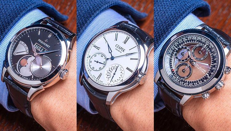 知る人ぞ知る、孤高の腕時計ブランド5選。ツウも唸る一生モノをすべて腕に乗せて比較!