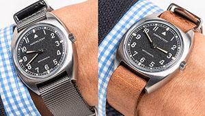 こんな新作時計が1本あれば、ヴィンテージウォッチはいらないかも!?