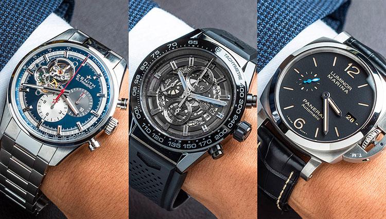 「買って損なし!」のブランドウォッチ10本を有名時計店で腕につけて比べた
