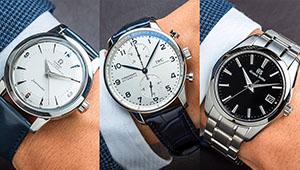 「君、その時計…」と上司に言われない高級時計の条件は? オススメはこの5本!