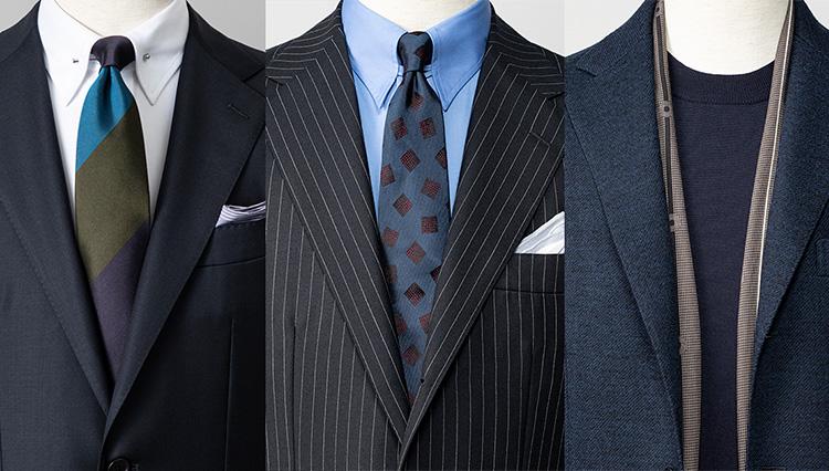 「2019秋・スーツの胸元実例1週間」をユナイテッドアローズに聞いてみた!