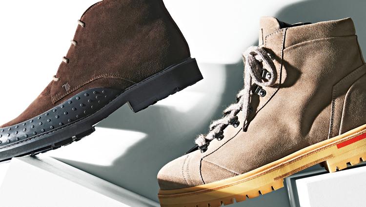 大人の足元には、ドレス靴ブランドが作った「ラグジュアリーブーツ」がよく似合う