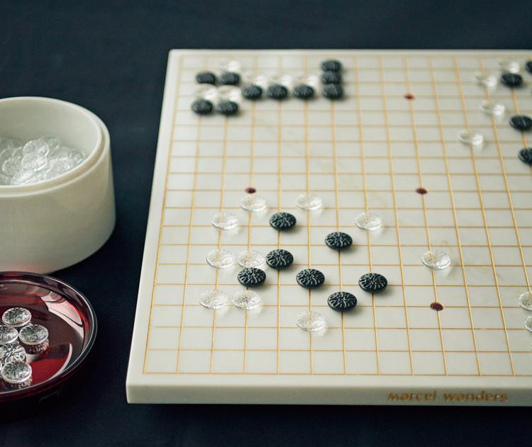 バカラの「GAME by マルセル・ワンダース」コレクション