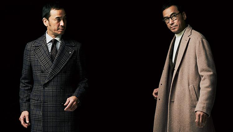 「カルーゾ」「タリアトーレ」に見る紳士のチェスターコートとは?