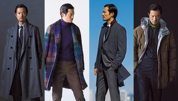 羽織るだけで品格倍増!「一流メゾンの新作コート」10選