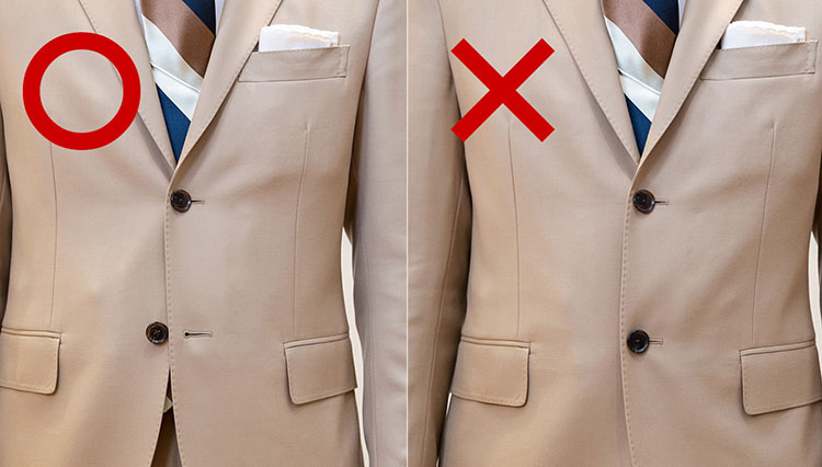 スーツの着こなし「アウト」と「セーフ」の境界線は?