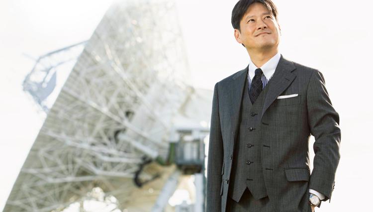 【博士(理学) 本間希樹さん】スーツ オブ ザ イヤー2019 受賞者インタビュー