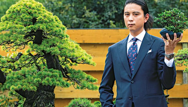 【盆栽師 平尾成志さん】スーツ オブ ザ イヤー2019 受賞者インタビュー