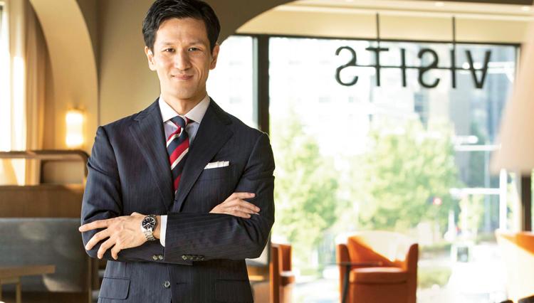 【VISITS Technologies Founder / CEO 松本 勝さん】スーツ オブ ザ イヤー2019 受賞者インタビュー