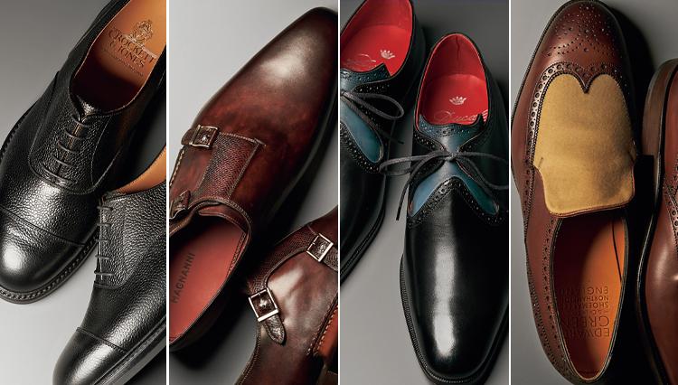 仕事の第一印象で勝てる!「魅せ上手な本格靴」11選