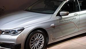 BMWがメルセデスと組んでまで実現させたい「自動運転」の現実味