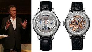 F.P.ジュルヌ、待望の天文時計は超絶級のコンプリケーション【松山 猛の道楽道 #037】