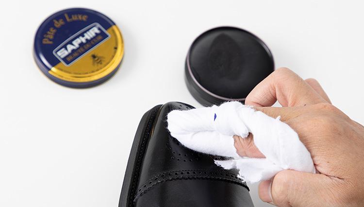 「靴磨きクリーム」定番3作を、実際に使ってレビュー!