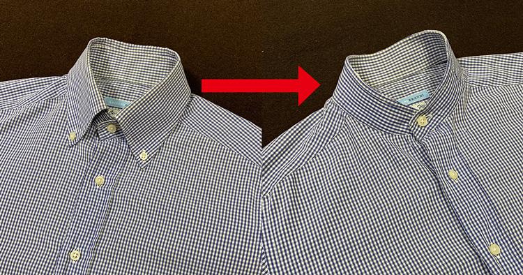 <p><strong>【3位】<br /> 「着なくなったシャツ」が1分で生まれ変わるテクニック</strong><br /><a href=