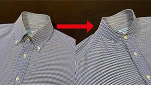 「着なくなったシャツ」が1分で生まれ変わるテクニック