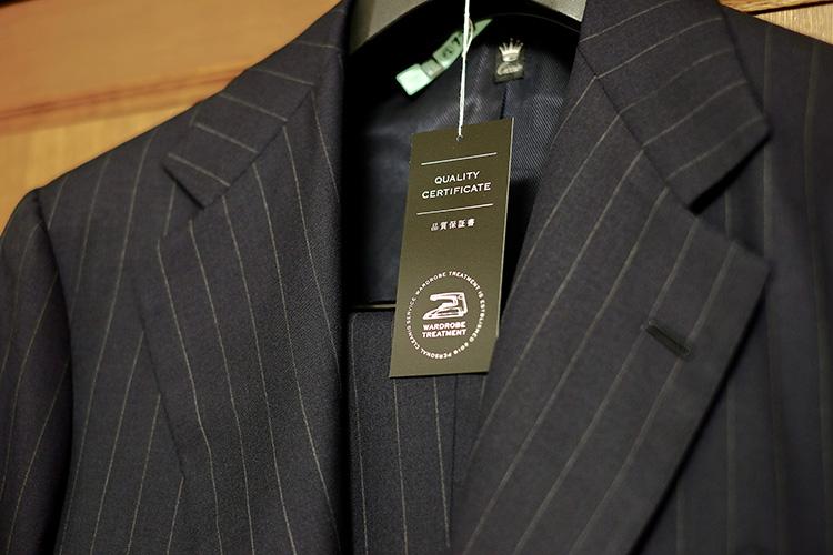 <p><strong>【6位】<br /> 「話題の高級クリーニング店」に最高級スーツを出してみると……?</strong><br /><a href=