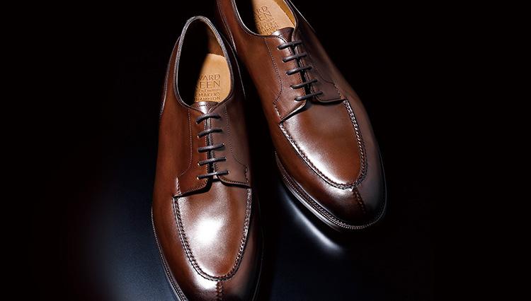 【最高級靴カタログ】究極のUチップ「エドワード・グリーン ドーヴァー」