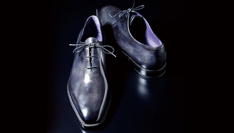 美しきホールカットの紳士靴「ベルルッティ アレッサンドロ デムジュール」に魅せられて