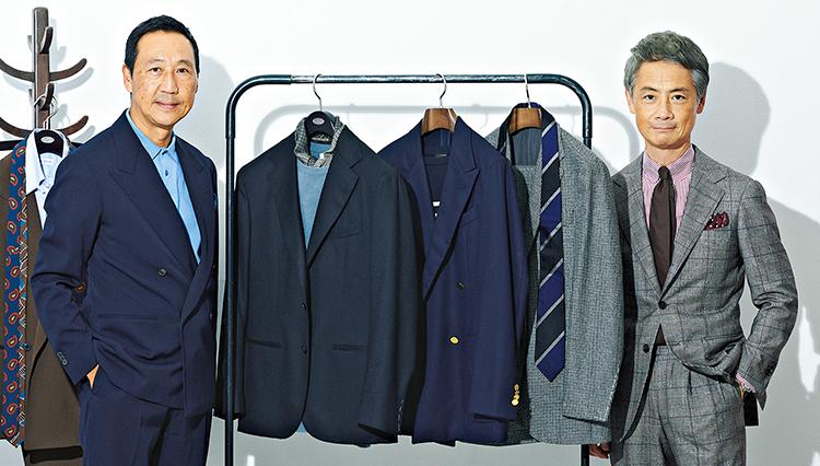 「2020年、スーツはどこへ行く?」BEAMS中村達也・UA鴨志田康人、2大巨頭が語った