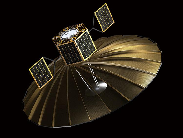 美しいアンテナ「宇宙ベンチャーに転職しました in QPS研究所」