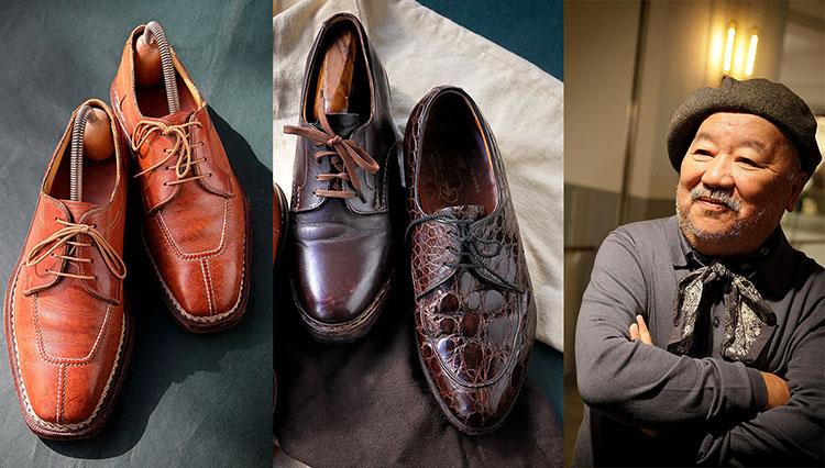 【参加者募集】松山 猛さんの講座『贅沢の勉強』、第2回のテーマは「靴」!