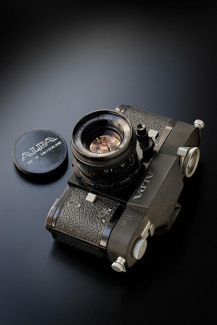 松山猛さんの『贅沢の勉強』第3回のテーマは「カメラ」