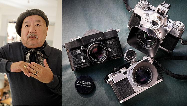 【参加者募集】今回のテーマは「カメラ」。松山 猛さんの講座『贅沢の勉強』