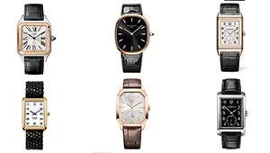 【角型ウォッチ6選】あえてルール違反する「型破りな時計のつけこなし」とは?