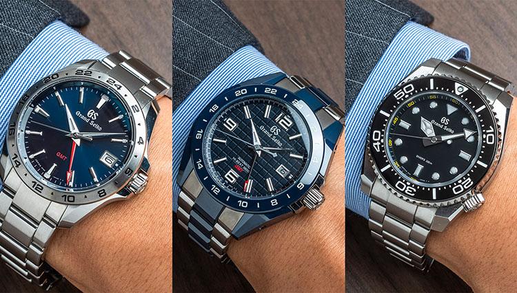 「スポーツ系グランドセイコー」は仕事用の腕時計として使える? おすすめはこの7本!