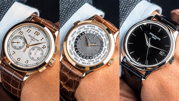 最高峰「パテック フィリップ」の腕時計5本、銀座で腕に乗せたら凄さがわかった