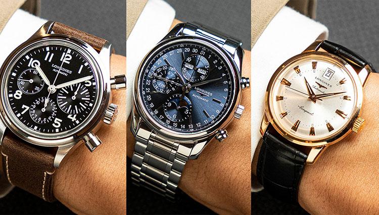 仕事用の腕時計、後悔しないオススメは?【ロンジン編】