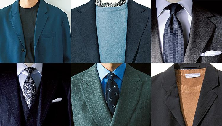 2019年末に人気だった「スーツ&ジャケットの胸元」BEST10はコレだ!